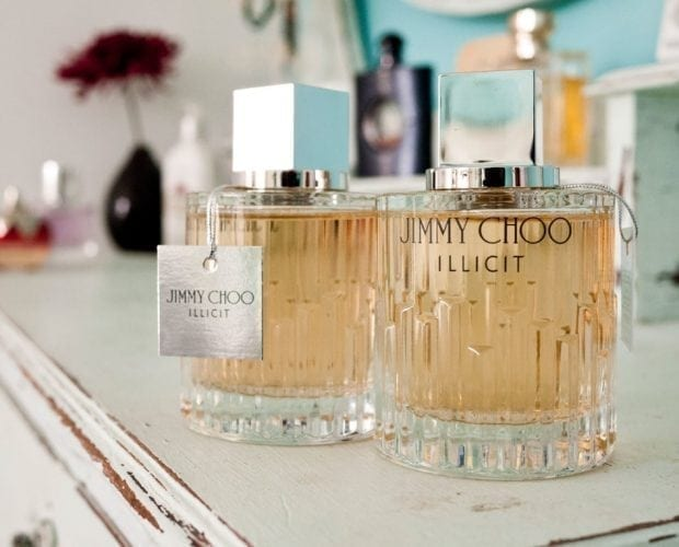 Jimmy Choo Illicit competition