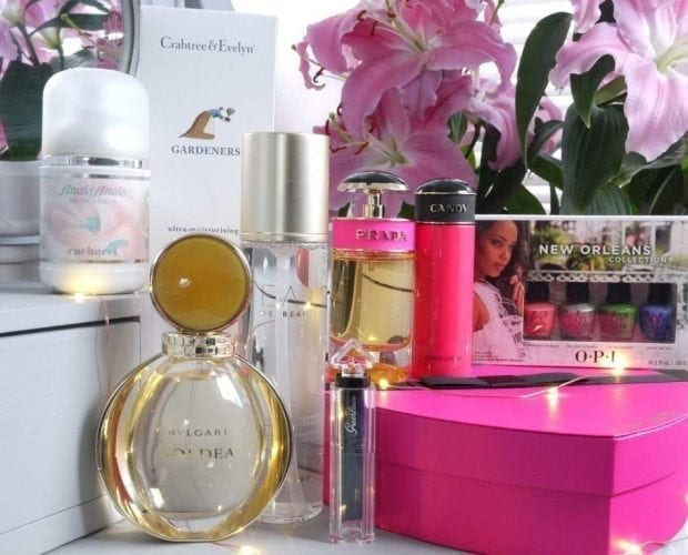 Mothers Day Perfume & Beauty Ideas