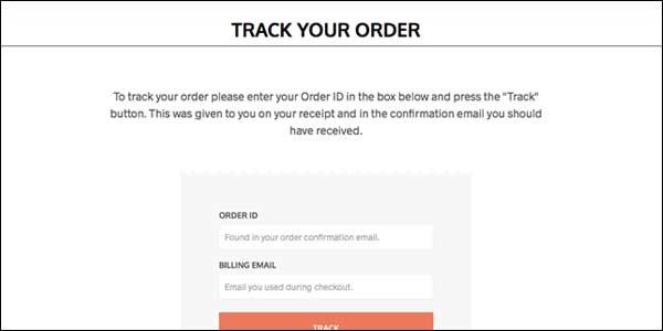 Order-Tracking-Link