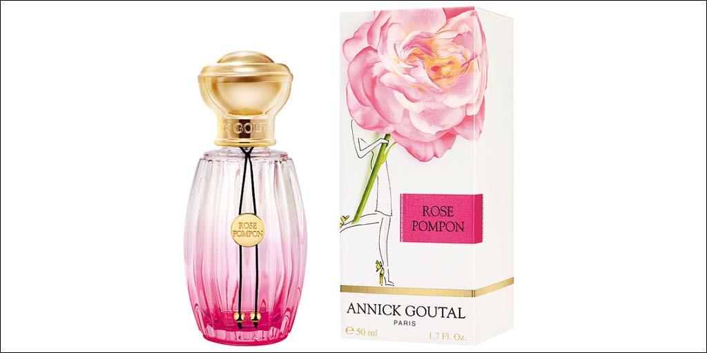 Rose Pompon Perfume