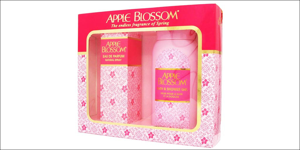 Apple Blossom Gift Set