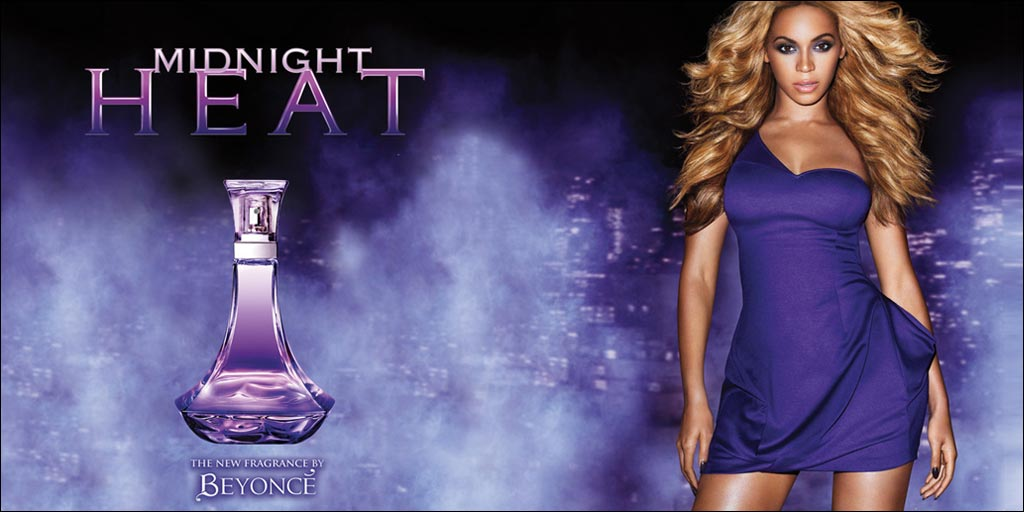 Beyonce Midnight Heat Perfume