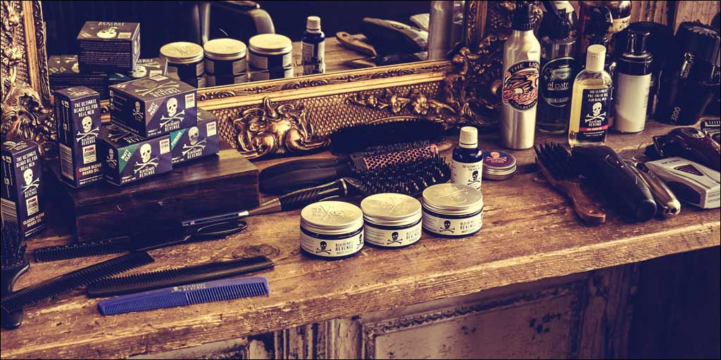 Bluebeards Revenge shaving products