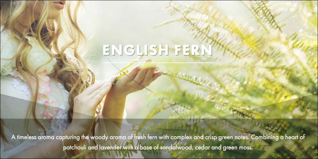 Bronnley English Fern