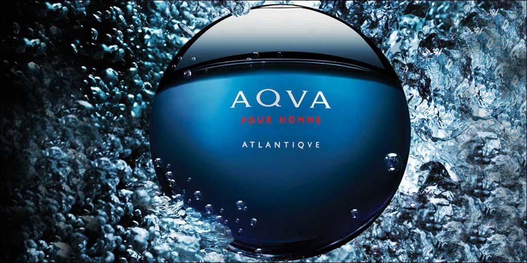 Bvlgari Aqva Atlantiqve Advert