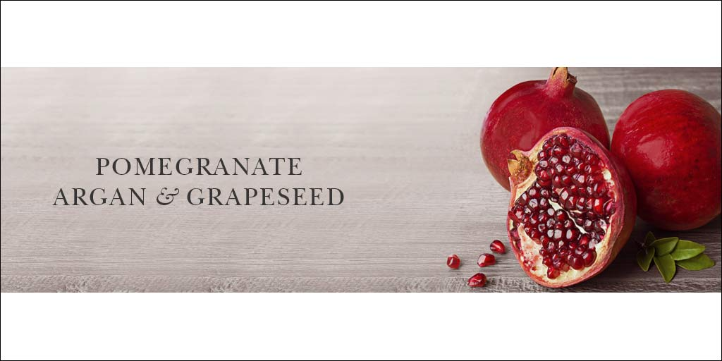 crabtree & evelyn Pomegranate Argan & Grapeseed