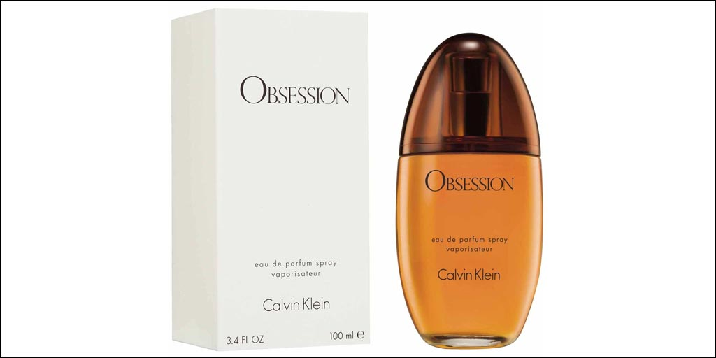 calvin klein obsession perfume