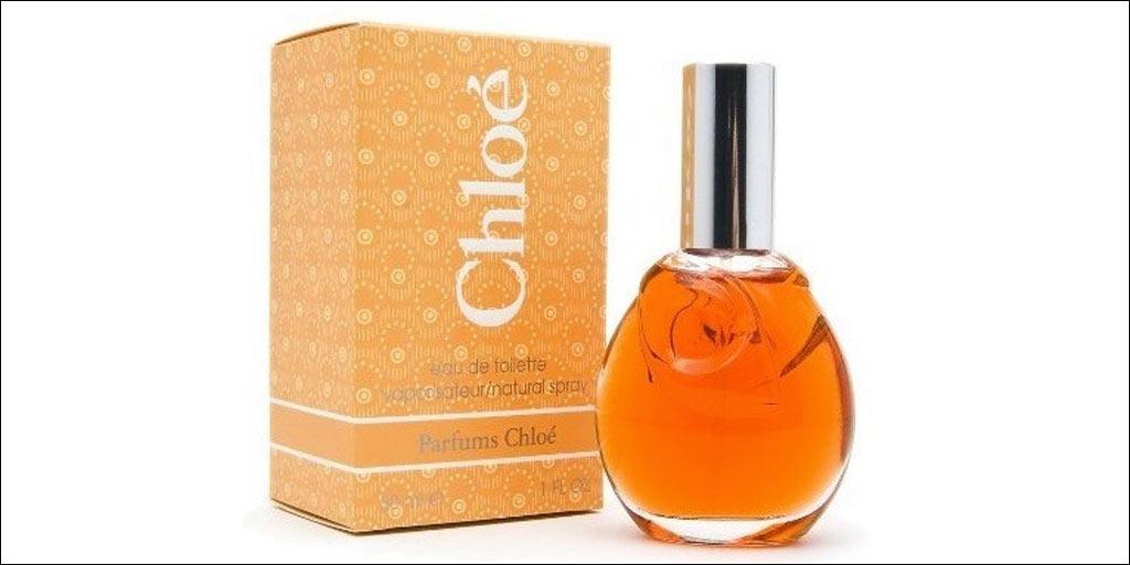 chloe classic perfume
