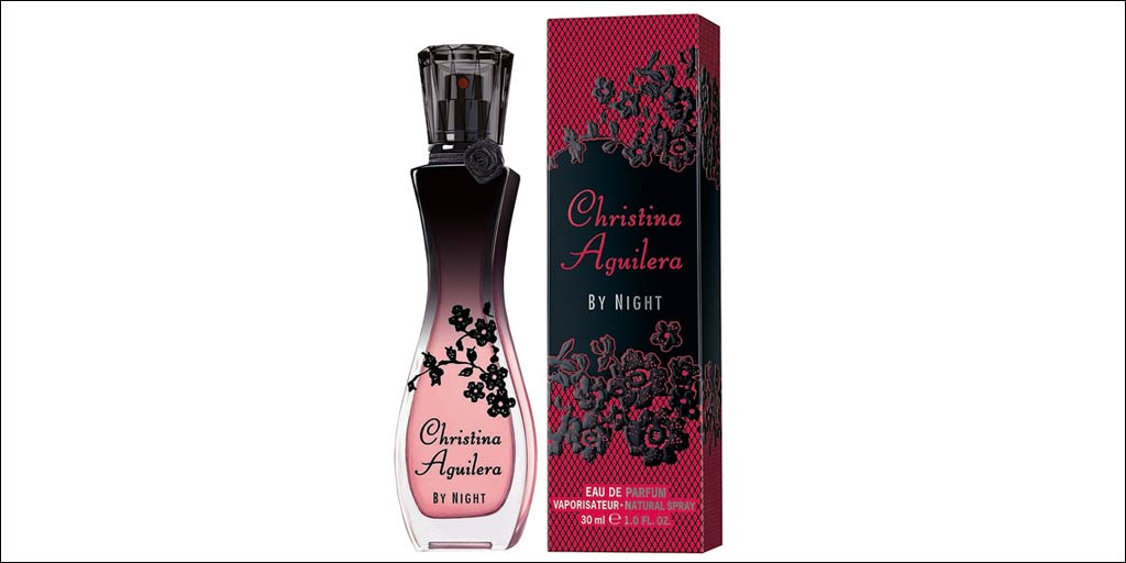 christina aguilera by night perfume