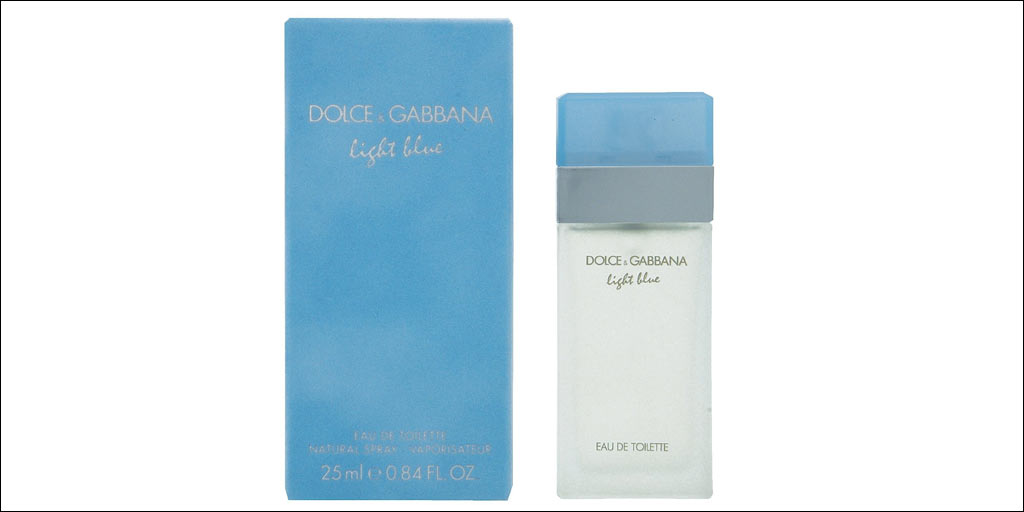 d&g light blue perfume
