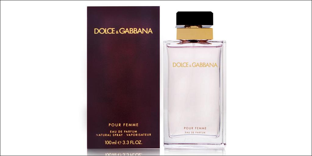 d&g pour femme perfume