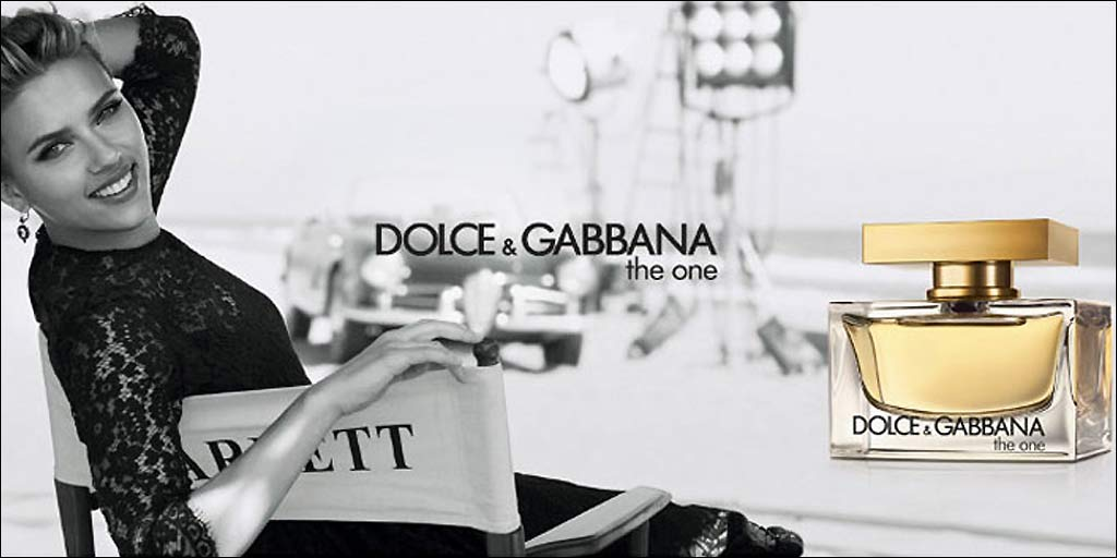 d&g the one women