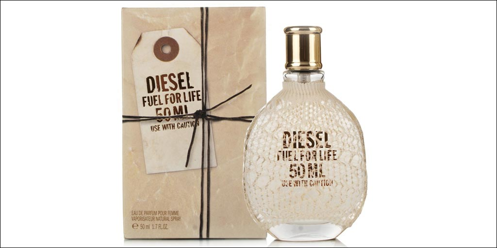 diesel fuel for life her perfume