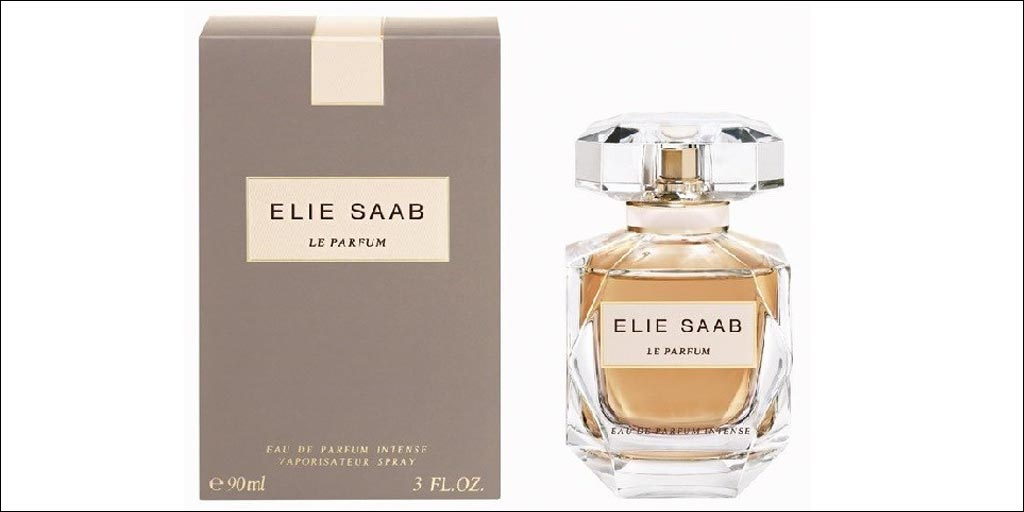 elie saab le parfum intense perfume