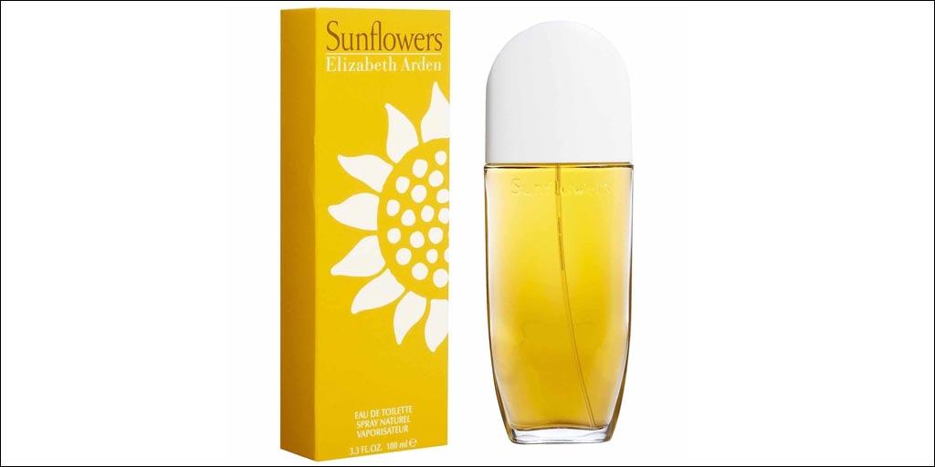 elizabeth arden sunflowers perfume