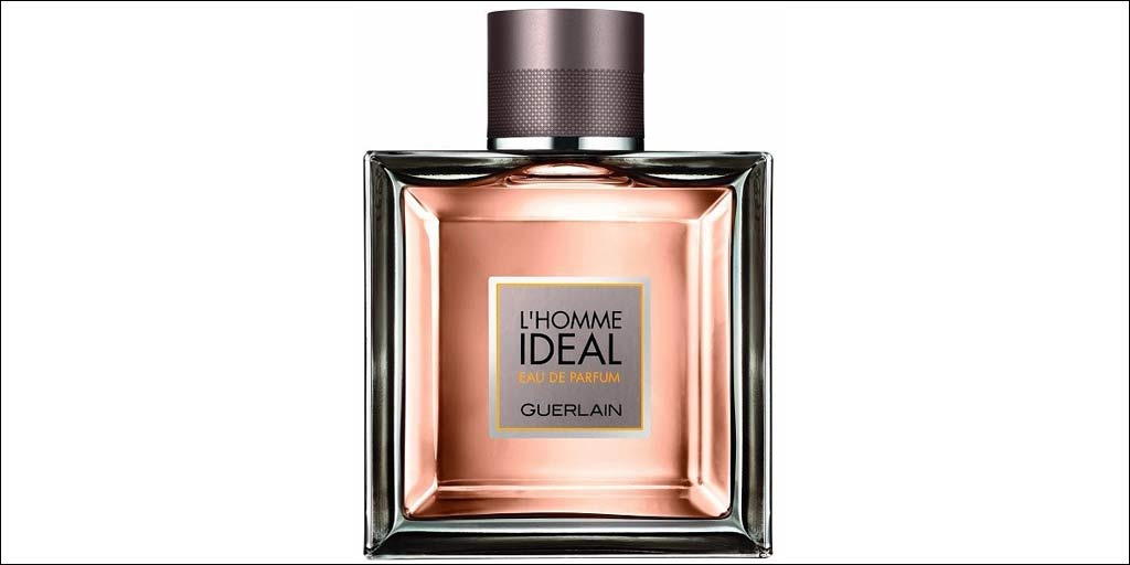 l homme ideal eau de parfum by guerlain the ideal man is a myth. Black Bedroom Furniture Sets. Home Design Ideas