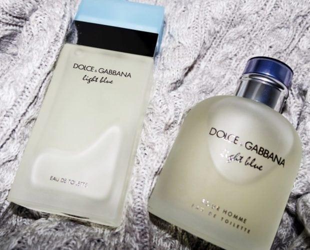 D&G light blue competition