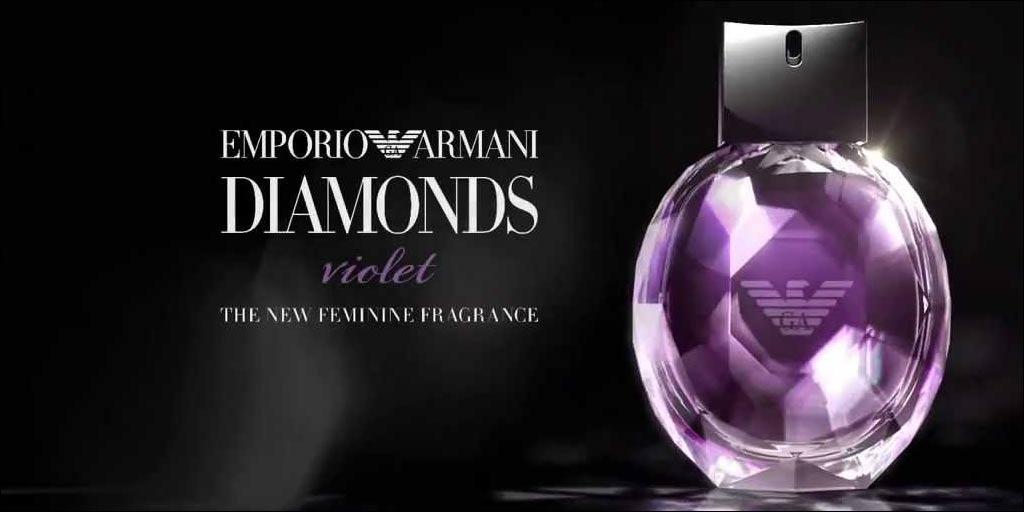Armani Diamonds Violet Eau de Parfum