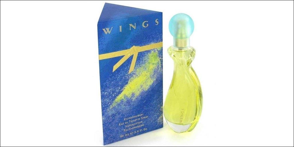 Giorgio Beverly Hills Wings Perfume