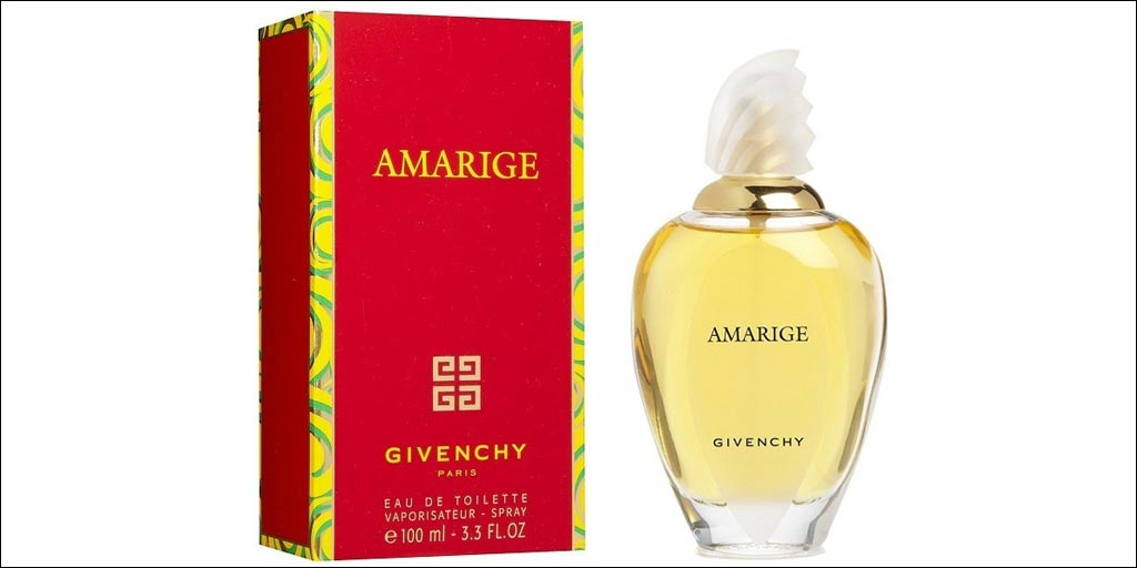 Givenchy Amarige Perfume