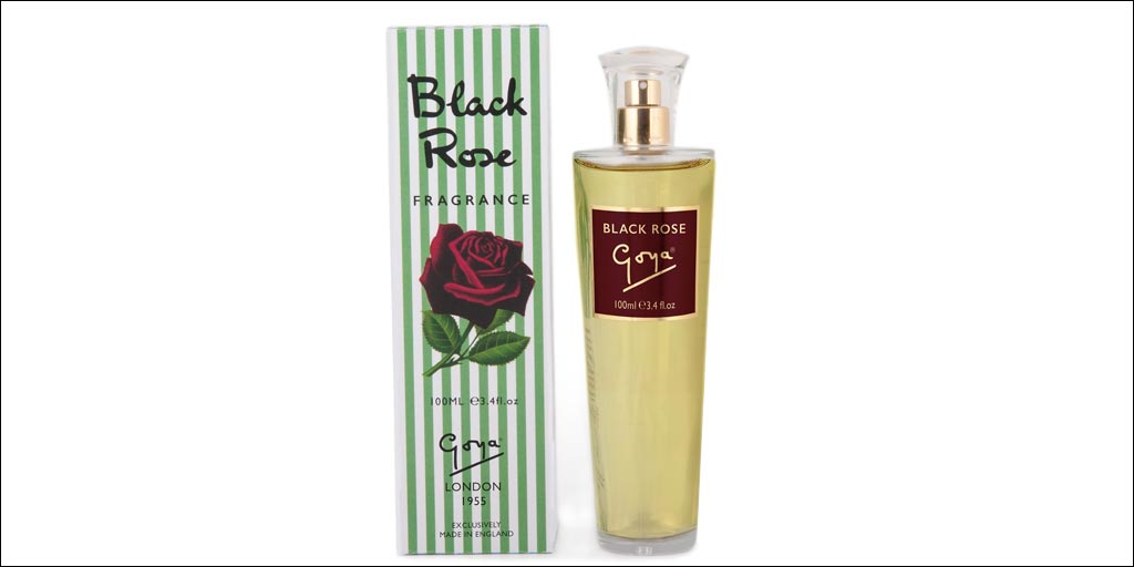 BLACK ROSE Perfume for woman 100 ml