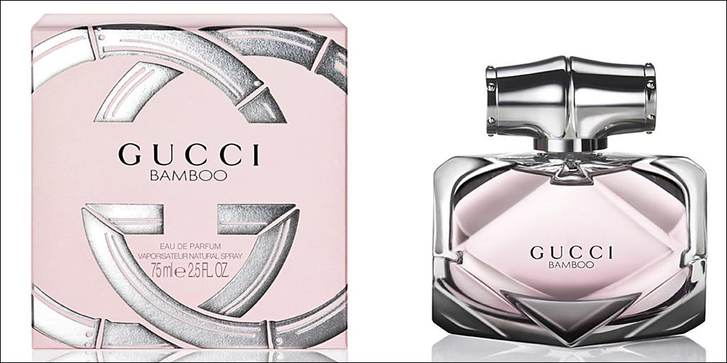 Gucci Bamboo Perfume Bottle