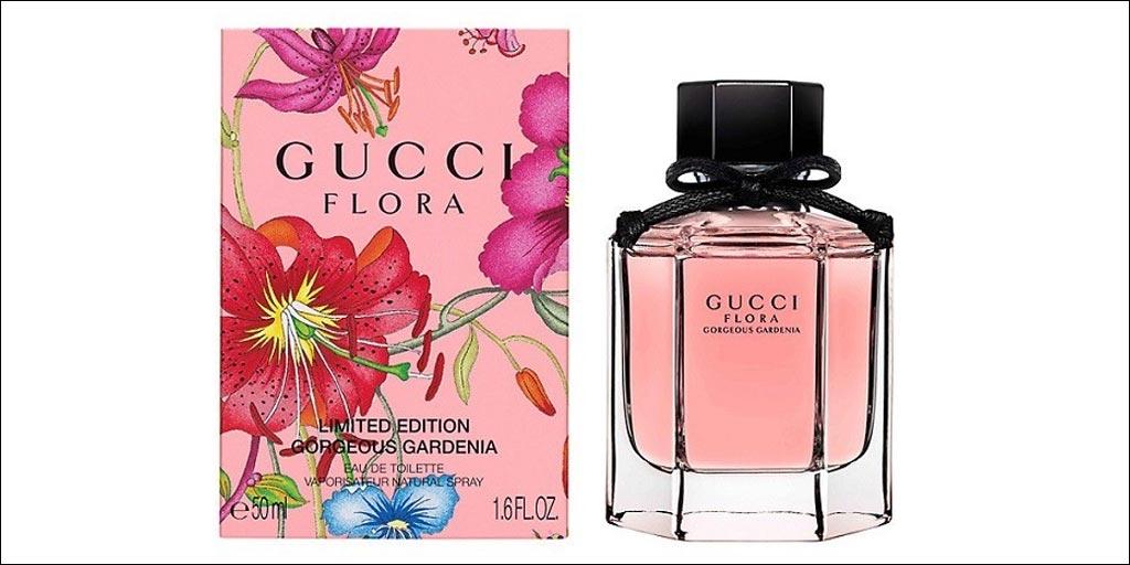 Gucci Flora Gorgeous Gardinia Perfume