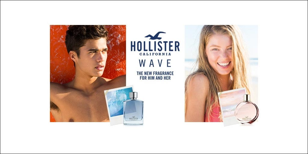 Hollister Wave Fragrances