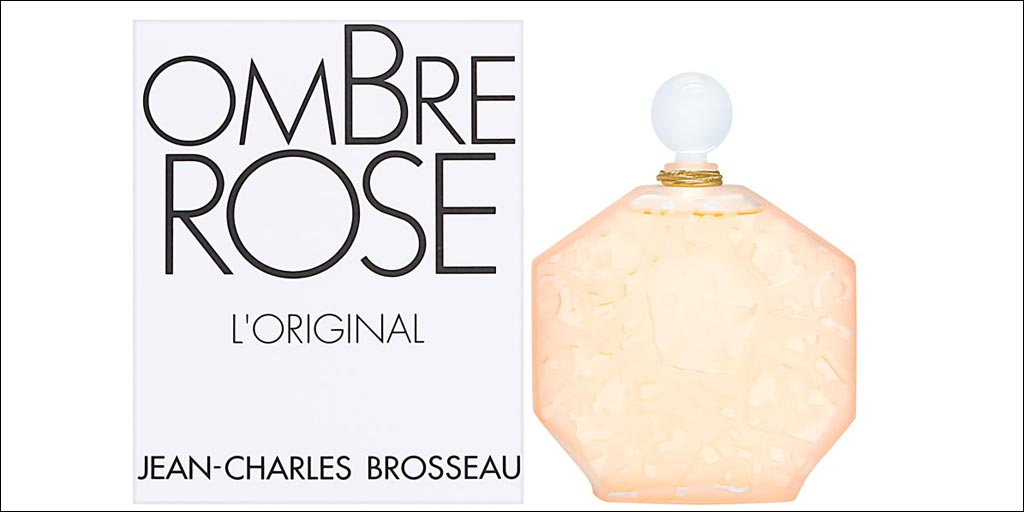 Jean Charles Brosseau Ombre Rose L'Original Perfume