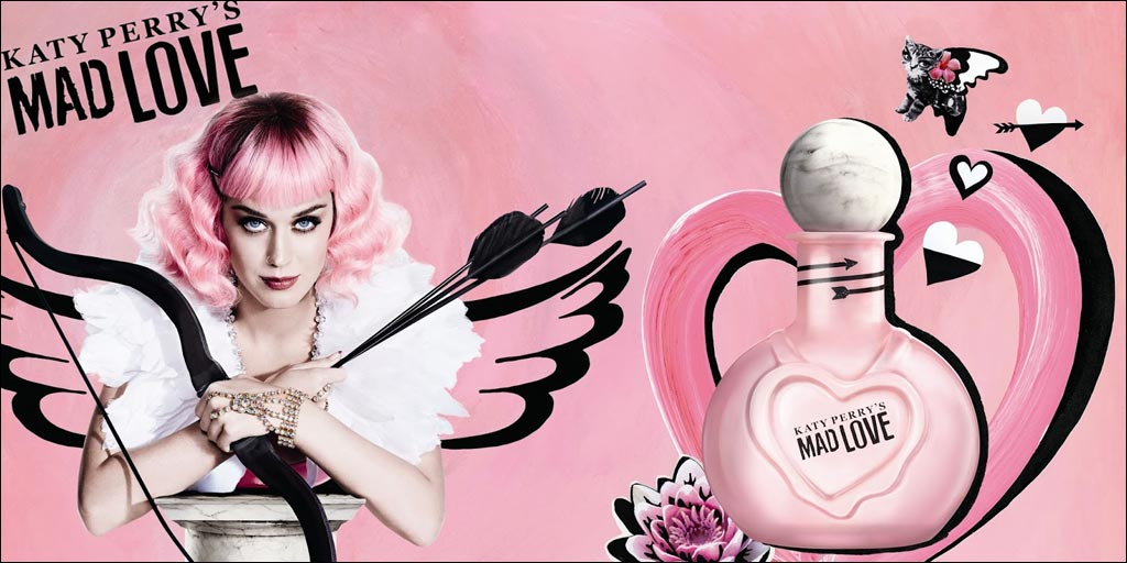 Katy Perry Mad Love Perfume
