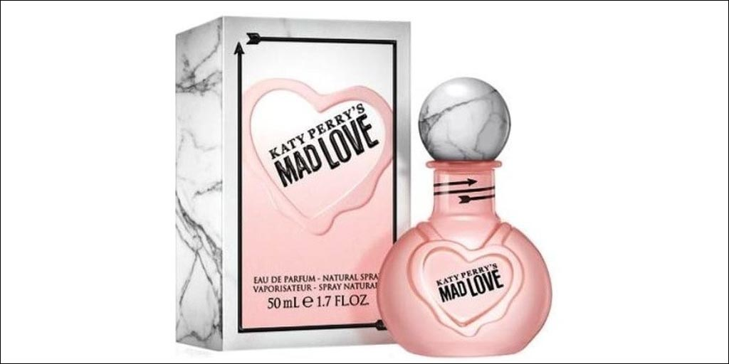 Katy perry Mad Love Eau de Parfum