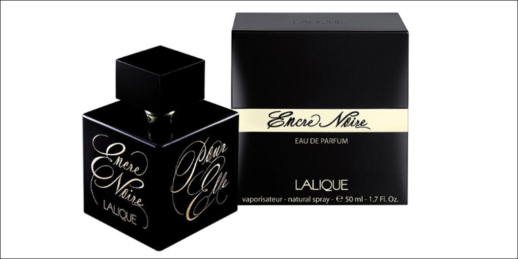 Lalique Encre Noire Pour Elle Perfume