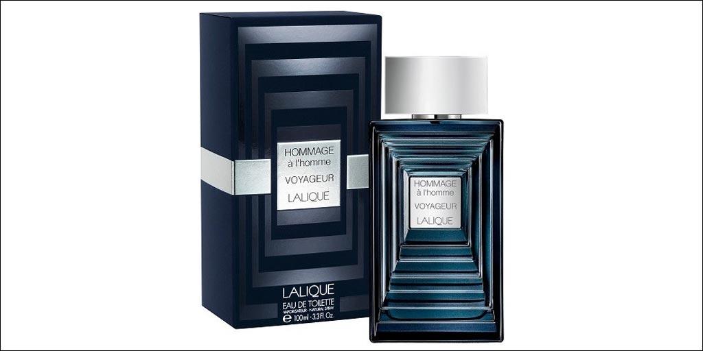 Lalique Hommage a L'Homme Voyageur Eau de Toilette