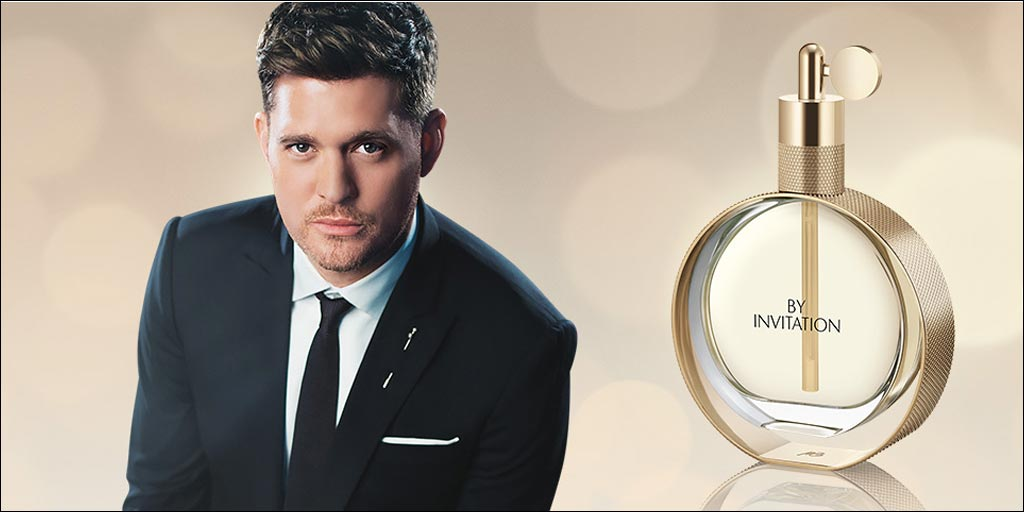 Michael Buble By Invitation Perfume