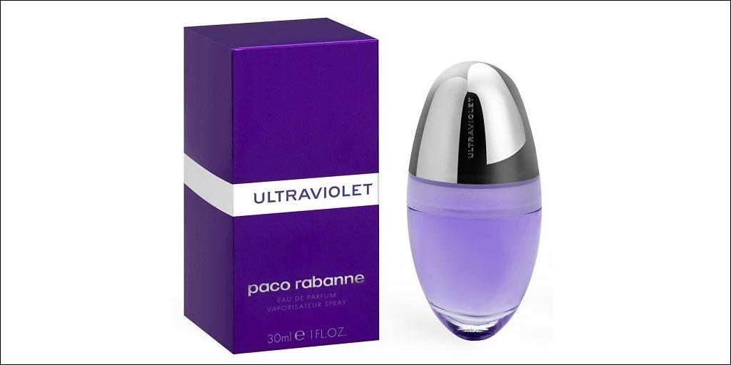 Paco Rabanne Ultraviolet Woman Eau de Parfum