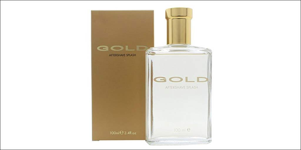 Parfums Bleu Gold Aftershave