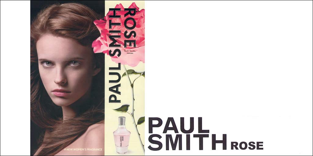 Paul Smith Rose Perfume