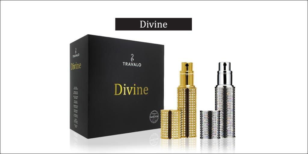 Travalo Divine