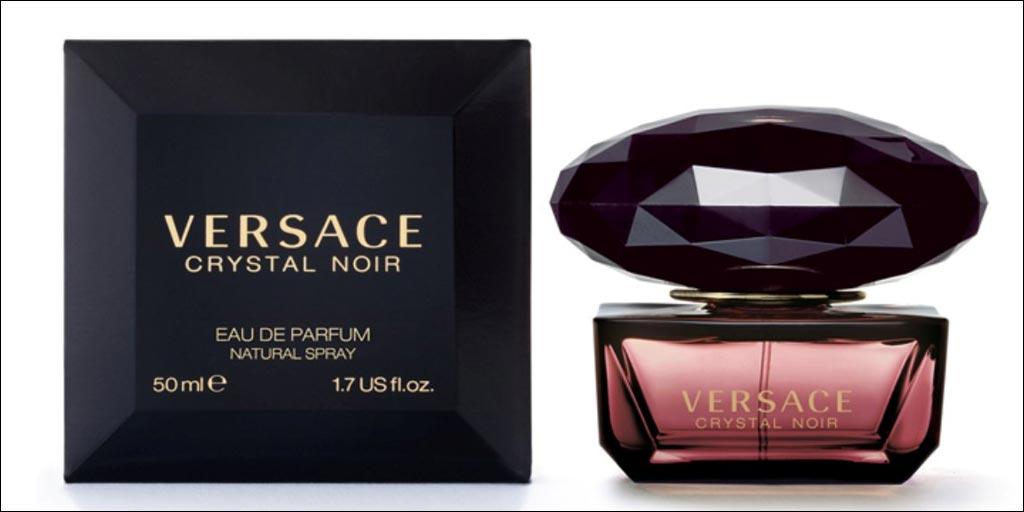 Versace Crystal Noire Eau de Parfum