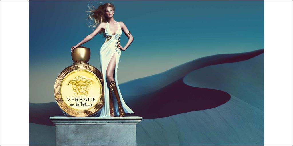 Versace Eros Pour Femme Perfume