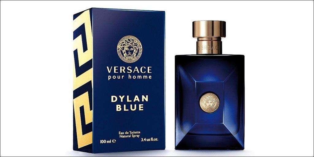Versace-Pour-Homme Dylan Blue Eau de Toilette
