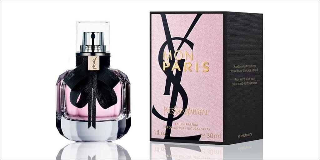 YSL Mon Paris Eau de Parfum