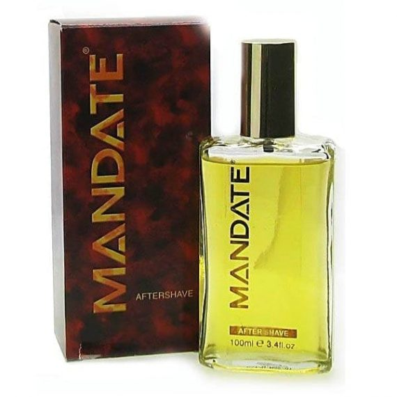 Mandate aftershave