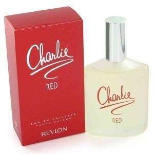 Charlie Red Eau de Toilette 100ml Spray
