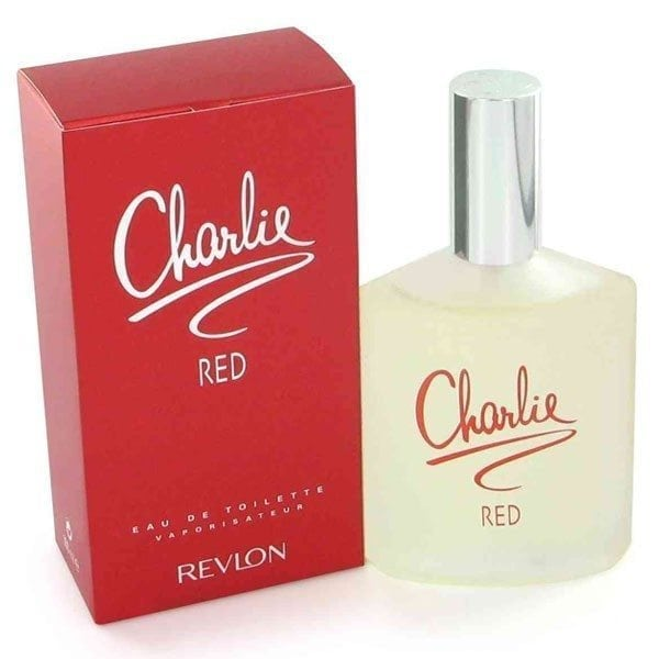 Charlie Red Eau de Toilette 100ml Spray