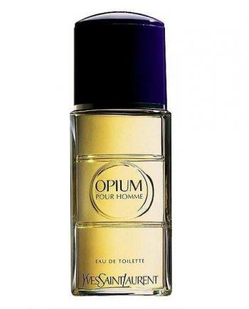 Opium pour homme bottle