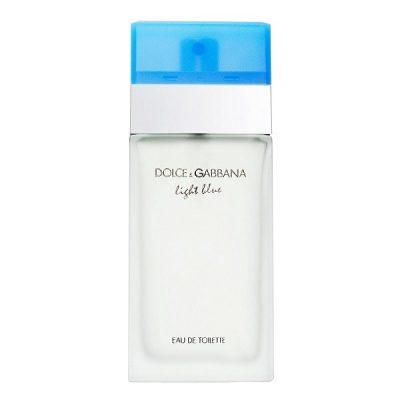 Light Blue Eau de Toilette Spray bottle