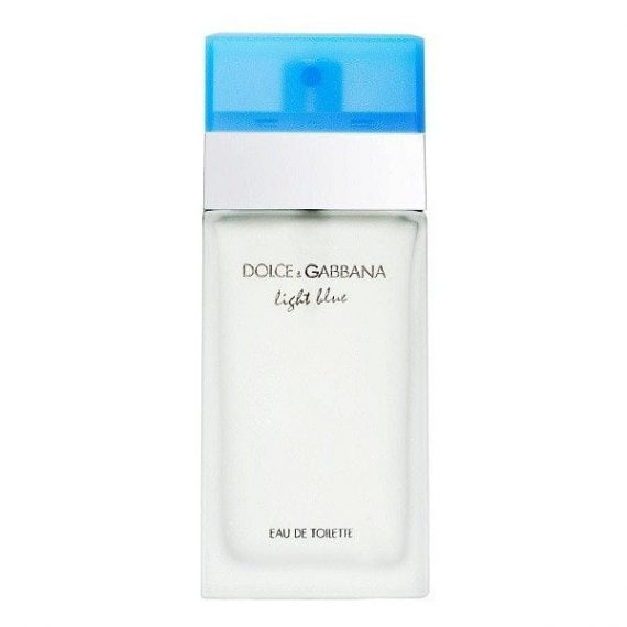 Light Blue Eau de Toilette Spray bottle