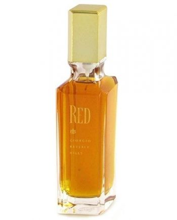 Giorgio Red Eau de Toilette Spray bottle