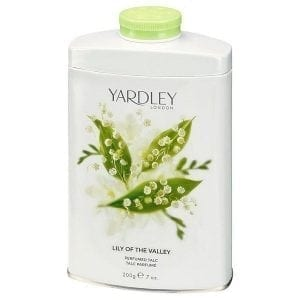 Lily of the Valley Perfumed Talc 200g